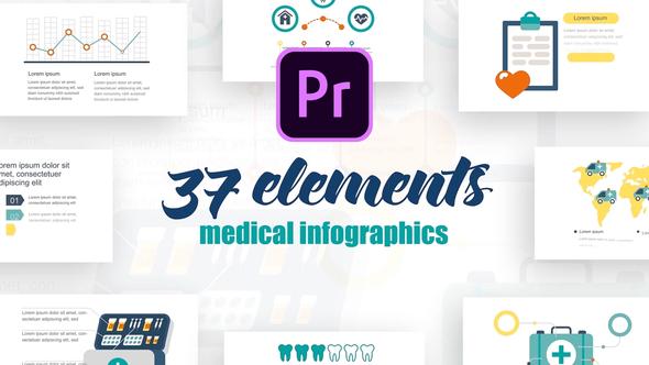 Infographics Vol.3 for Premiere Pro