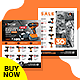 Power Tools Product Flyer Bundle