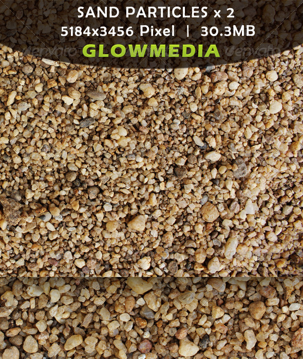 Sand Particles - Miscellaneous Textures