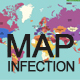 Infection map - VideoHive Item for Sale