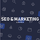 Seo & Marketing icon pack