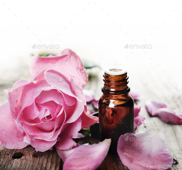 Essential oil - Stock Photo - Images