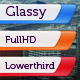 Glassy Lower Third - VideoHive Item for Sale
