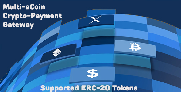 Multi-Coin Crypto-Payment Gateway
