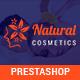 Natural - Cosmetics and Beauty Prestashop 1.7 Theme