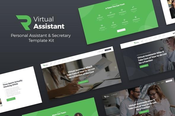 Revirta - Virtual Assistant Business Template Kit
