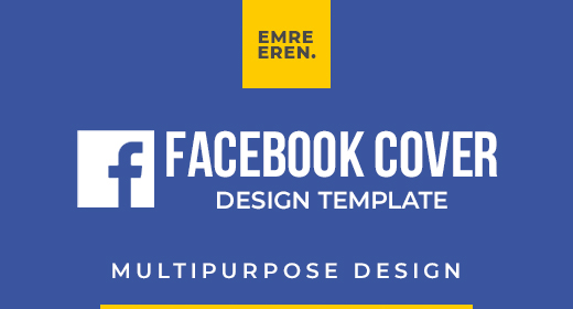 Facebook Cover Template Cover
