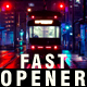 Fast Urban Opener - VideoHive Item for Sale