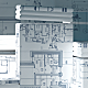 Construction and Electric Blueprints White Intro. 6 Ready Presets. - VideoHive Item for Sale