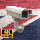 Surveillance Camera 08 (UK) - VideoHive Item for Sale