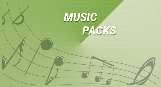 MUSIC PACKS - DISCOUNT %