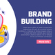 Brand Building Web Banner