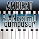 Ambient Piano Background