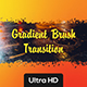 Gradient Brush Transition - VideoHive Item for Sale
