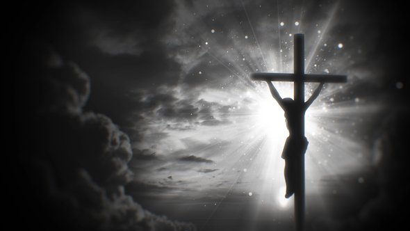 Worship Background Crucifixion Of Jesus Christ By Victorybox Videohive