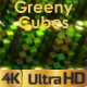 Greeny Cubes - VideoHive Item for Sale