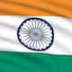 India seamlessly looping flag - VideoHive Item for Sale