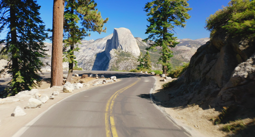 Sierra Nevada, Yosemite