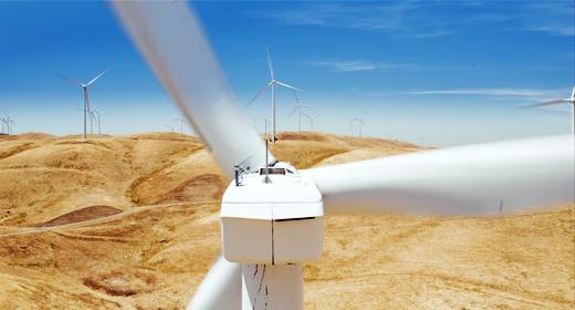 Windmills, wind power
