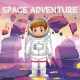 Space Game - Adventure HTML5 Game