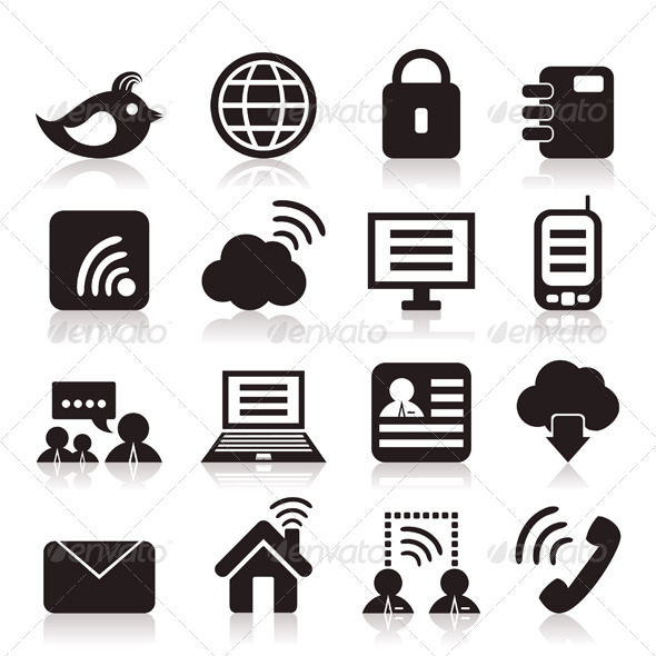 Icon communication - Communications Technology