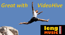 Great with Videohive