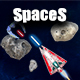 SpaceS - Complete Unity Game