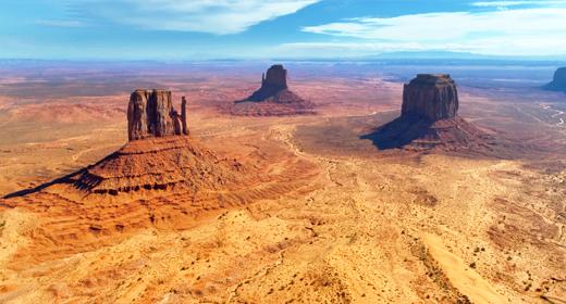 Monument Valley, Wild West, USA