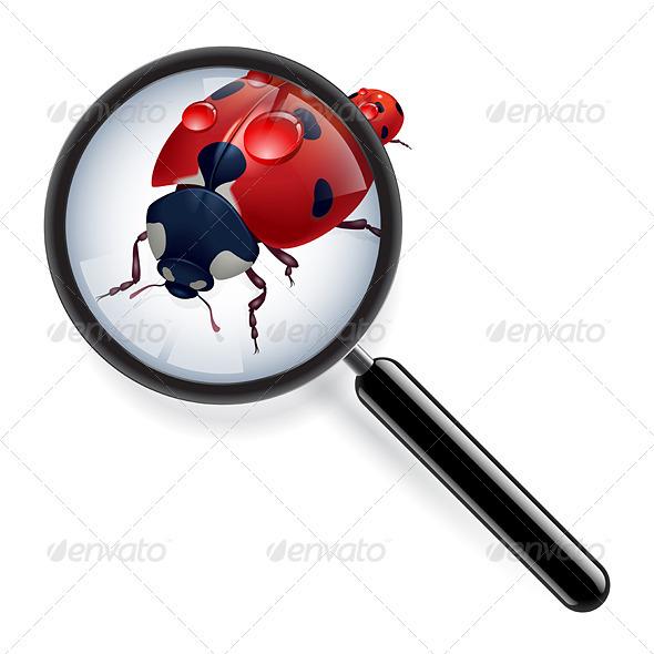 Ladybug - Animals Characters