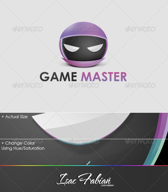 Game Master Logo Template - Symbols Logo Templates