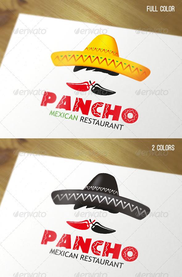 Mexican Restaurant Logo By Redpencilmedia Graphicriver