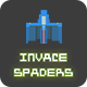 Invace Spaders - Endless Space Adventure HTML5 Game Construct 2