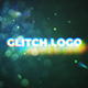 Flare Glitch Logo Mogrt - VideoHive Item for Sale