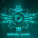 Neon Digital Logo - VideoHive Item for Sale
