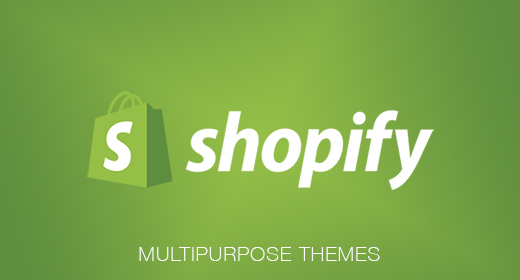 Shopify Multipurpose Themes