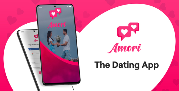 Amori :The Dating APP (in Android)