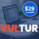 Vultur - Courses & LMS Education WordPress