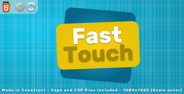FastTouch - HTML5 Skill Game