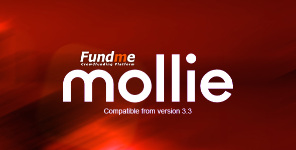 Mollie Payment Gateway for Fundme