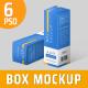 Box Mockup | Medical Box Mockup