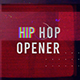 Hip Hop Opener Mogrt - VideoHive Item for Sale