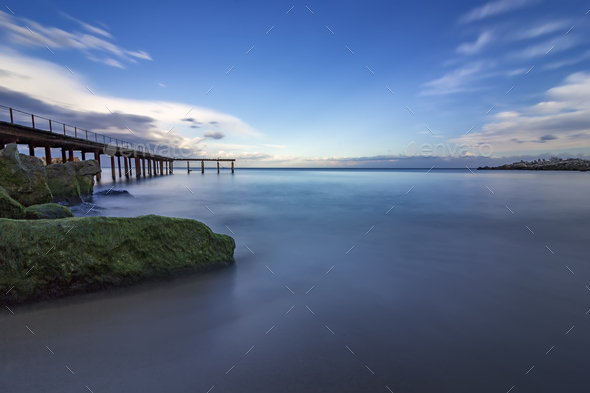 tranquility and calm - Stock Photo - Images
