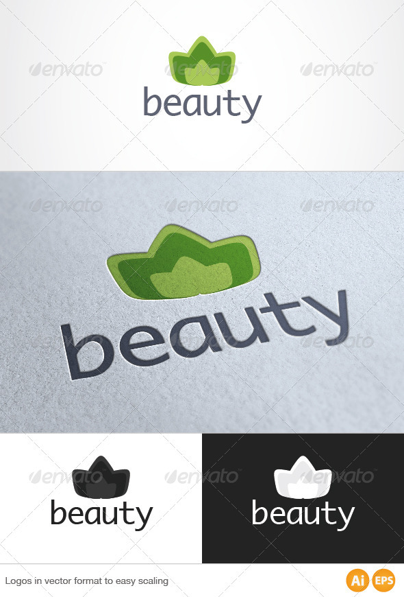 Beauty Logo - Nature Logo Templates