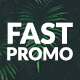 Fast Promo | For Final Cut & Apple Motion - VideoHive Item for Sale