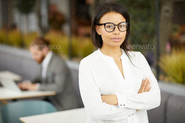 Successful young entrepreneur - Stock Photo - Images