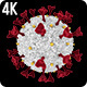 COVID - 19 Novel Coronavirus in Transparent Background - 4K - VideoHive Item for Sale