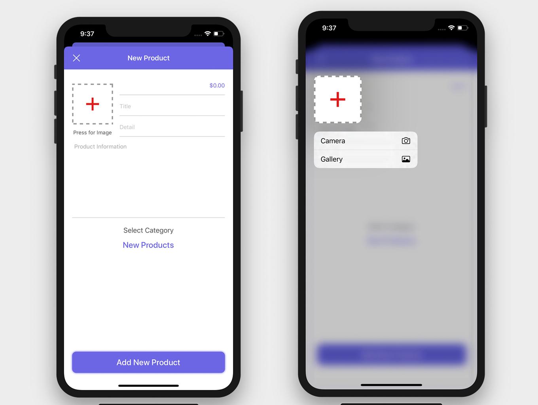Market App 2.0 with Admin App | Full iOS Application - 5