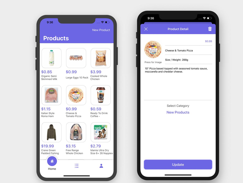 Market App 2.0 with Admin App | Full iOS Application - 4