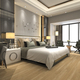 3d rendering luxury modern bedroom suite in hotel - PhotoDune Item for Sale