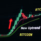 BTC stock investment graph with candlesticks. - PhotoDune Item for Sale